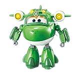 Baby Supplies HIL Super Wings Mira Juguetes De Deformación Súper Equipo De Luz Y Sonido Vehículo Transformador Transformar-A-Bots Robot De Deformación Grande Traje De Robot Juguetes De Los Niños