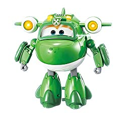"""❥The luxurious Super Mira in the fifth season of the popular preschool show """"Super Wing"""", powered by three button electronics. Press the button to switch between 5 original animation soundtracks and cool lighting. ❥Mira modified car with a package si..."""