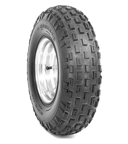 Nanco N701 Atv Front Knobby All-Terrain ATV Bias Tire - 21X7.00-10