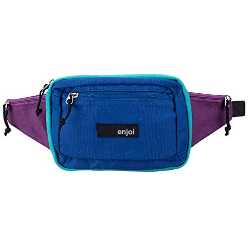 Enjoi - Borsa per skateboard, colore: Blu
