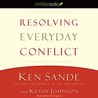 Resolving Everyday Conflict cover art