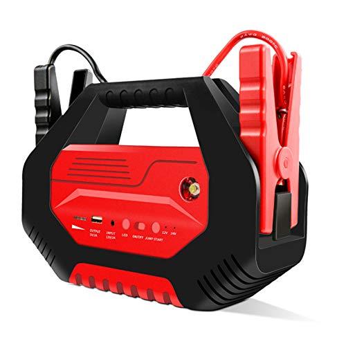 Preisvergleich Produktbild MEILINL Auto Starthilfe Power-Bank Gerät 32000 Mah 1000A 12V / 24V Jump Starter Booster Akku Batterie mit LED Taschenlampe Unterstützt Das Schnelle Laden