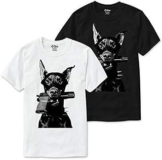 LOLLIPOP CLOTHING DOG SHIT Tシャツ メンズ レディース ユニセックス キッズ リンクコーデ セクシー パロディ おしゃれ ストリート プレゼント 半袖 人気 プリント 春夏 ヒップホップ 大きいサイズ 犬 ドーベルマン