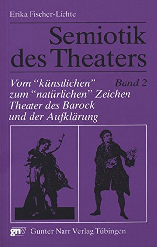 Semiotik des Theaters: Semiotik des Theaters 2. Vom