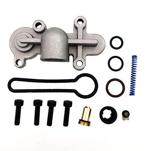 6.0 Blue Spring Kit Upgrade Fuel Regulator Kit Replacement part# 3C3Z-9T517-AG, 3C3Z9T517AG- Fit for Ford Blue Spring Kit 6.0 Powerstroke F250, F350, F450, F550 2003, 2004, 2005, 2006, 2007