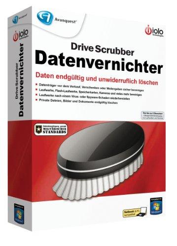 IOLO Drive Scrubber - Datenvernichter
