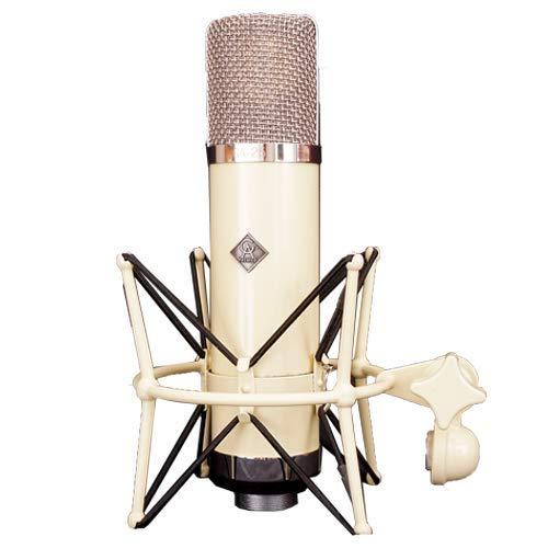 Micrófono Válvular GA-251 Golden Age.