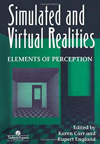 Download Simulated And Virtual Realities 0748401296