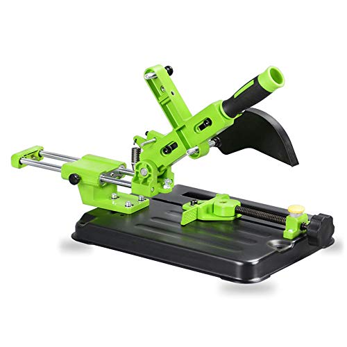 Supporto per smerigliatrice angolare, per levigatrice da tavolo, multifunzione, per smerigliatrice angolare 100/115/125
