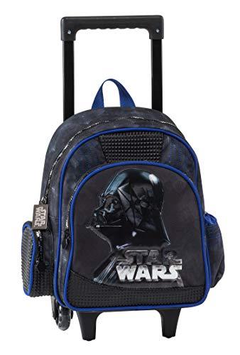 Star Wars Cartable, 30 cm, Noir