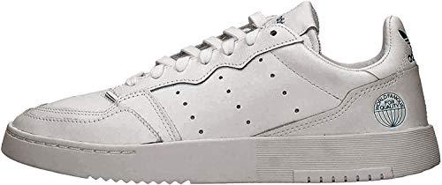 adidas Originals Supercourt, Footwear White-Footwear White-Bluebird, 5,5