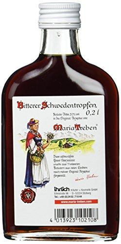 Bitterer Schwedentropfen Maria Treben, 200 ml Lösung