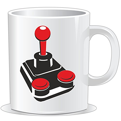 getshirts - Best of - Tasse - Retro Gaming - Joystick Competition Pro - uni uni