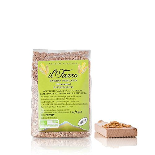 Azienda Agricola il Farro, Farro Perlato - Gr 500