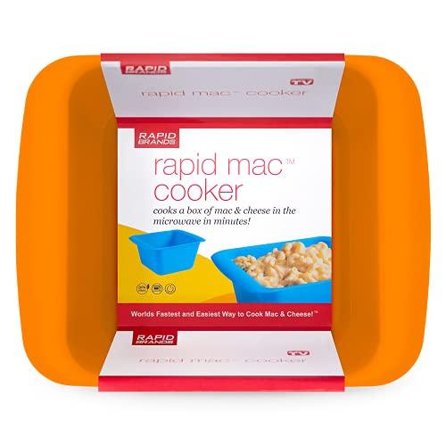 Rapid Mac Cooker | Microwave Macaroni & Cheese in...