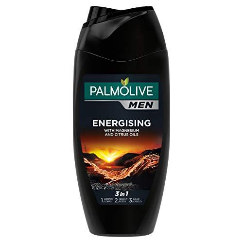 Palmolive Men Duschgel Energising 3in1 für Körper, Gesicht & Haar, 6er Pack (6 x 250ml)