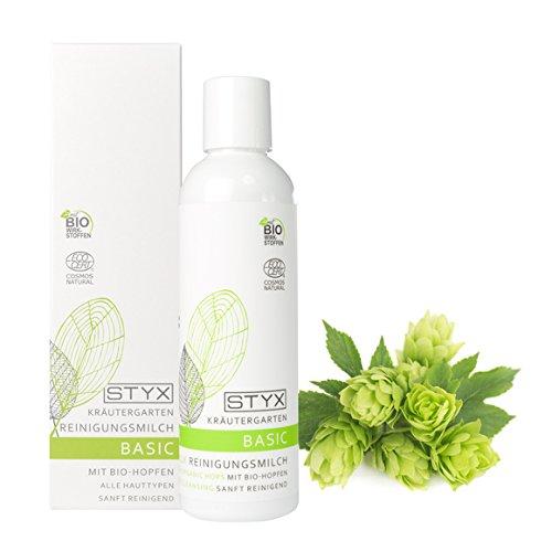 Styx, Lait de nettoyage pour herbes aromatiques avec bouchon bio 200 ml