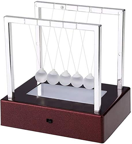 RENFEIYUAN Bolas de Equilibrio Juguete, Colorido LED Luz Balance Balones Física Péndulo...