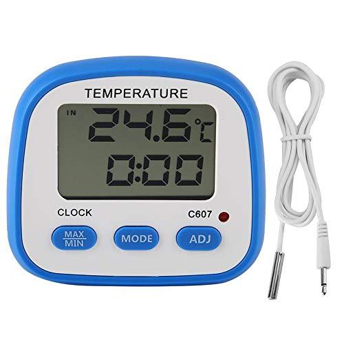 Pangding C607 Digitale hygrometer, hygrometer, thermometer voor binnen en buiten, luchtvochtigheid