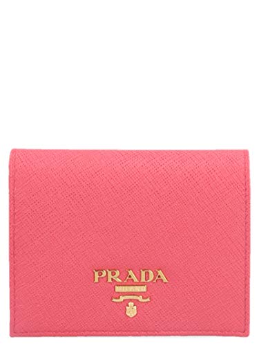 Prada Luxury Fashion Mujer 1Mv204qwaf0505 Rosa Tarjetero | Permanent