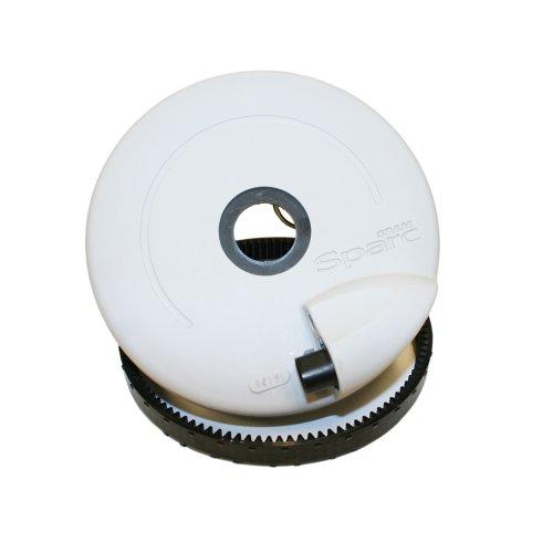 Sram Leisure SPARC électrique unité de Disque avec Bague Gear, Mixte, Sparc Electric Drive, Blanc