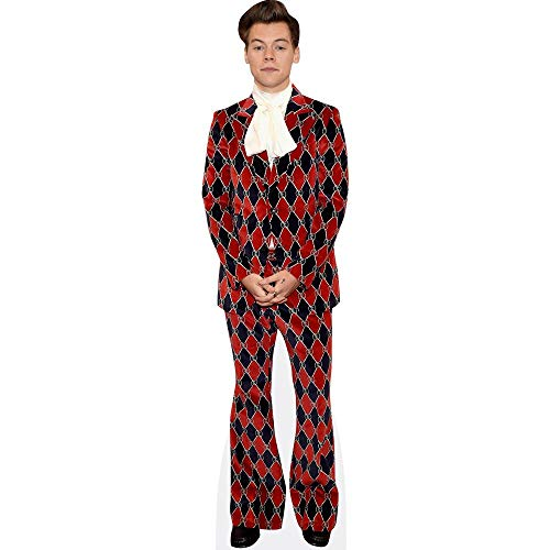 Harry Styles (Red Suit) a grandezza naturale