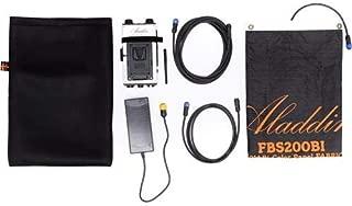 Aladdin Fabric-LITE 350W 3x3' Bi-Color V-Mount LED Light Kit