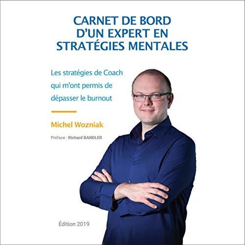 Couverture de Carnet de bord d'un expert en stratégies mentales