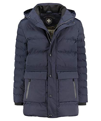 Wellensteyn Levante LEVA-870 - Chaqueta de invierno para hombre Azul medianoche XL
