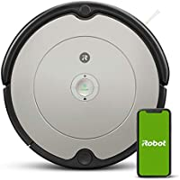 iRobot Roomba 698 WiFi Connected Robot Vacuum - Dirt Detect Technology - 3-Stage Cleaning System - Smart Home and App...