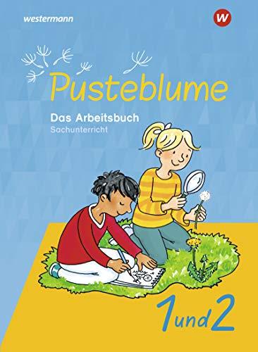 Pusteblume. Das Arbeitsbuch Sachunterricht - Allgemeine Ausgabe 2021: Arbeitsbuch 1 und 2