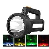 Best Spotlights - HMAN Rechargeable Spotlight,Super Bright LED Handheld Flashlight 6000 Review