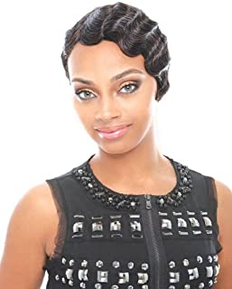 Janet Collection 100% Human Hair (Remy) Mommy Ii Wig (TP1B/27)