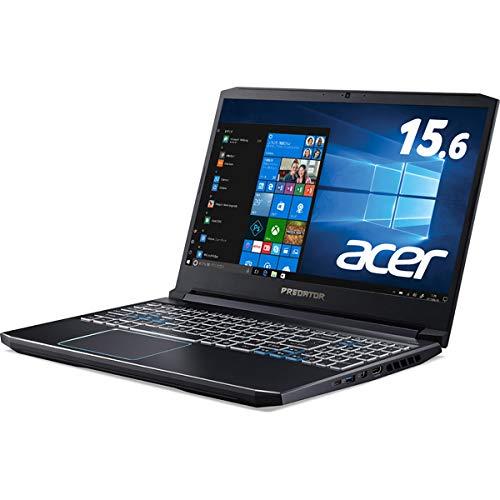 Acer(エイサー) 15.6型ノートパソコン Predator Helios 300 アビサルブラック(i7/16GB/512GB/1660Ti) P...