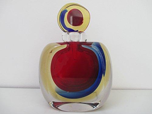 Murano Duftflasche, Mehrfarbig
