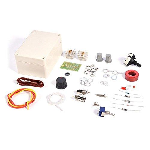 Cuifati Manuelles Antennen-Tuner-Kit, Antennen-Tuner-Kit für Amateurfunk Manuelles Antennen-Tuner-Kit, 1-30 MHz Manuelles Antennen-Tuner-Kit für HAM Radio QRP DIY-Kit
