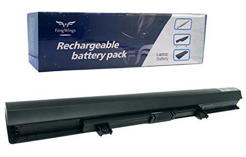 FengWings® Akku PA5185U-1BRS Laptop Akku Kompatibel mit Toshiba Satellite C50-B E45-B L50-B C55-B L55-B E45-B C50D-B 14.8V 45Wh