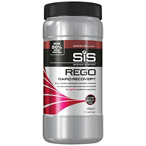 Science in Sport Rego Rapid Recovery Drink Powder - 500g Chocolate