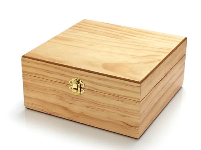 放映ドライ同情的エッセンシャルオイル収納ボックス 35本用