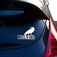 13.2Cm * 9.2Cm Melvins車のステッカーのオートバイの装飾の車のラップトップの窓のステッカーのためのステッカー