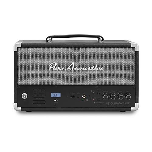 Pure Acoustics Edgewater Wireless Stereo Speaker Black