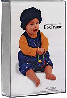 MCS Original Clear Acrylic Box Picture Frame for a 8x10