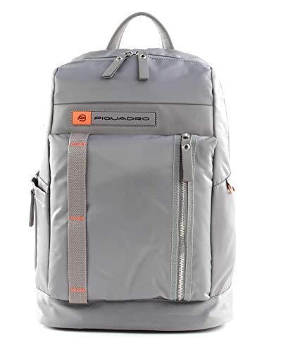 PIQUADRO Laptop Backpack PQ-Bios Grigio