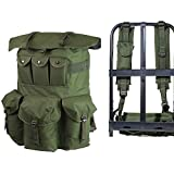 MT Military Large Alice Pack Army Survival Combat Backpack ALICE Rucksack Olive Drab