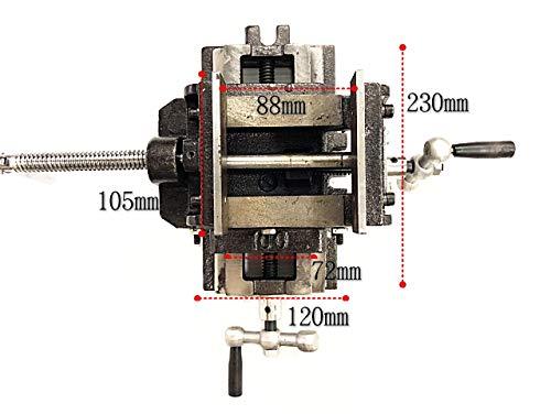 F-BOX『2軸スライドクロスバイス88mm』