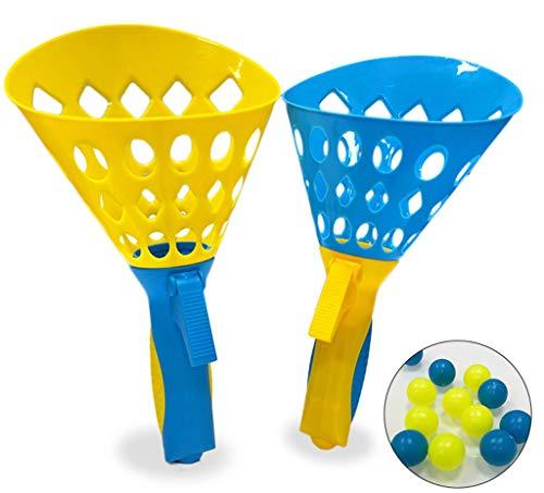 SY-Home Et Catch Toss Boule Jouet, Promouvoir la motricité Fine et d'améliorer la Main à des Yeux de Coordination d'été Jeu Sports Jouets de Sable et Plage pour Enfants Cadeaux