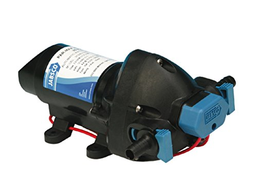 Jabsco 31395-0392 PAR-Max 2.9 Wassersystempumpe, 40 PSI, 12 Volt