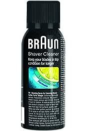 Braun - Loción limpiadora para todas las afeitadoras eléctricas ...