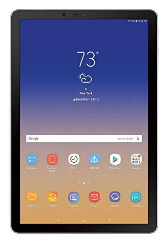 Samsung Electronics SM-T830NZAAXAR Galaxy Tab S4 with S Pen, 10.5 Inch, Gray