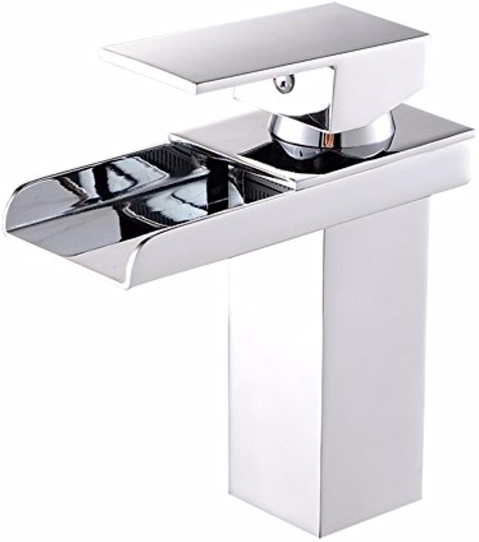 LIANTIAN Kupfer einzigen warmen und kalten Becken Wasserhahn Küche Bad Waschtischmischer Waschtischarmaturen